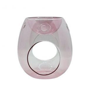 Pink Wax Melts Burner