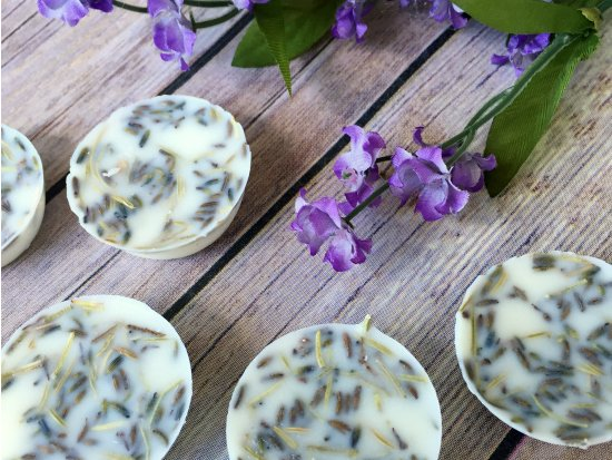 Benefits of Lavender Wax Melts