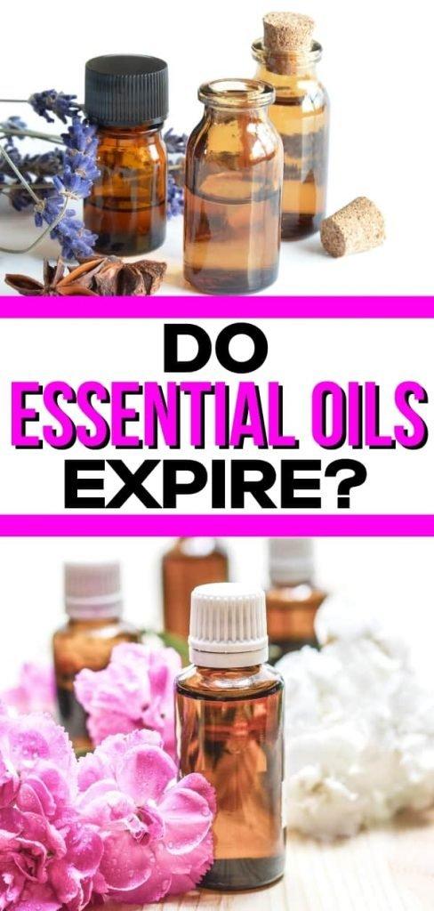 Expiry Period of Essential Oils